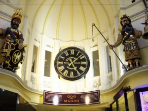 david-wall-gog-and-magog-royal-arcade-melbourne-victoria-australia